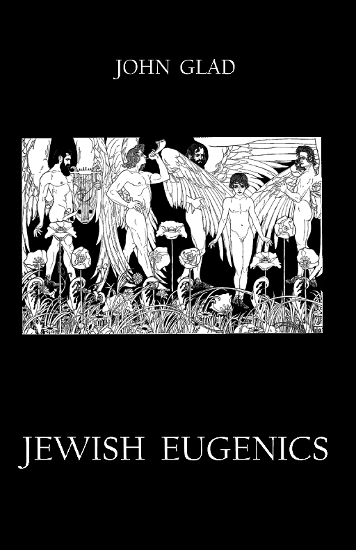 Front cover of Jewish Eugenics